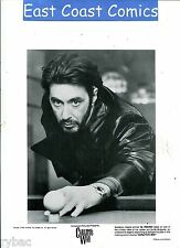 CARLITO'S WAY SET OF 2 LOBBY CARDS - AL PACINO/PENELOPE ANN MILLER