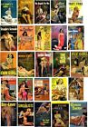 PULP FICTION BOOK COVERS-60 ALL DIFFERENT A6 ARTCARDS