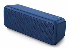 Sony SRS-XB3/L Blue Portable Bluetooth Speaker w/Mic Water Resistant 24HR Batt