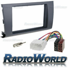 Suzuki Swift 05  Stereo Radio Fitting Kit Fascia Panel Adapter Double Din