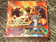 Cardfight! Vanguard BT02 Onslaught of Dragon Souls Sealed English Booster box