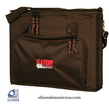 Gator GRB-2U 2 Space Rack Bag Nylon Over Plywood Construction
