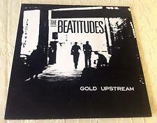 "THE BEATITUDES (LP) -  ""GOLD UPSTREAM"" [GER / 1989 / PASTELL REC.] M-"