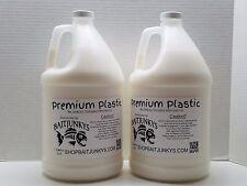 NEW 1 GALLON Premium MEDIUM LIQUID PLASTIC plastisol Fishing Soft Bait Mold