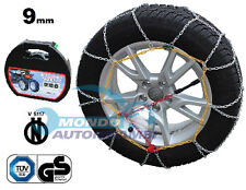 CATENE DA NEVE 9MM 215/65 R16 DACIA DUSTER [01/2010- ]