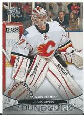 2011-12 Upper Deck UD Series Two Young Guns LELAND IRVING #459 Series 2 Calgary