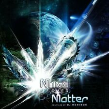 Mind Over Matter (sinerider, neuroplasm, Waio,...) CD NUOVO