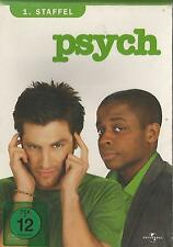 DVD - Psych - Staffel 1 - 4 DVDs / #833