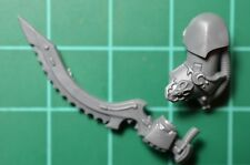 Warhammer 40000-Thousand sons-Terminator-Lame khopesh