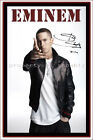 * EMINEM * large signed poster of SLIM SHADY. perfect gift!!