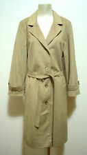 RUBY MARTIN VINTAGE '60 Cappotto Donna Alcantara Woman Coat Sz.XL - 48