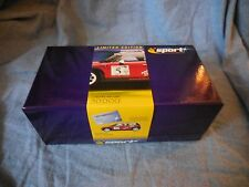 Scalextric Sport Mini Cooper #5 Slot Car Limited Edition