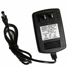 DC 12V 2A AC Adapter Power Supply Transformer for 5050 5630 3528 LED Strip 24W