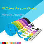 1/2/3M Flat Noodle Micro USB Charger Sync Data Cable for Android Cell Phone Chic