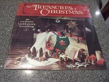 """""""The Treasures of Christmas"""" SEALED NM LP EXCLUSIVE GUIDEPOSTS RECORDING"""