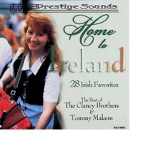 Best of The Clancy Brothers & Tommy Makem - Home to Ireland 28 Irish Favorites