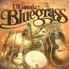 Ultimate Bluegrass Collector's Edition Music CD/DVD Set