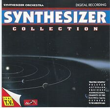 Synthesizer Orchestra - Synthesizer Collection RARE Discomagic Records NM Condit