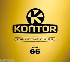 KONTOR - TOP OF THE CLUBS VOL. 65 - 3CD DIGIPACK 2014 * NEW & SEALED * NEU *
