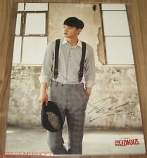 IN THE HEIGHTS KOREA SM MUSICAL OFFICIAL GOODS EXO CHEN NOTE NOTEBOOK NEW