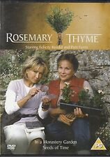 Rosemary & Thyme - In a Monastery Garden / Seeds of Time.DVD