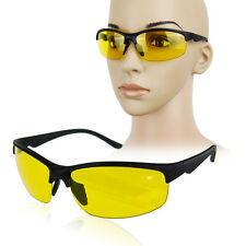 New Polarized Sunglasses Night Vision Plastic Glasses Driving Exercise Windproof