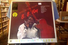 B.B. King King of the Blues LP sealed 180 gm vinyl + download WaxTime