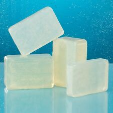 NEW BEST DETERGENT FREE CLEAR CLEAR GLYCERIN BAR SOAP, 3.5 OZ #CLRS35 LOT OF 4