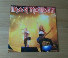 "Iron Maiden New 7"" Running Free Live 2014 PS Heavy Metal NWOBHM Hard Rock"