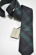 NWT Burberry london mens check  ties