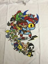 Tokidoki: Stoop!d Monkey SDCC (M) Men Shirt [TK-M]