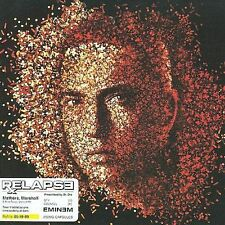Relapse [Clean] by Eminem (CD, May-2009, Interscope (USA))