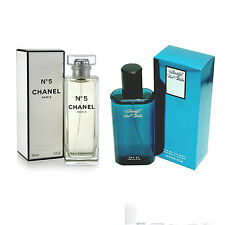 Combo offer- Davidoff Cool Water 125ml for men and chanel no5 EAU premiere 150ML