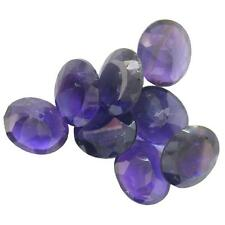 34.39 ctw Oval Mixed Amethyst Parcel Lot 718