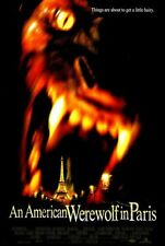 An American Werewolf In Paris - original DS movie poster 27x40