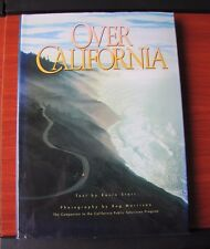 Over California - Beautiful Large Photos - 2003 Hardcover Kevin Starr / Morrison