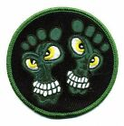 US AIR FORCE 33rd RESCUE SQUADRON PJ Pararescue Jolly Green Feet Military Patch