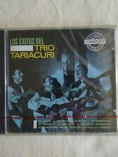 LOS EXITOS DEL TRIO TARIACURI LATIN TRIO BOLERO AUDIO CD