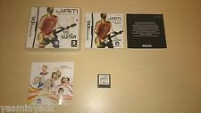 Jam Sessions-Ubisoft-Cartucho-Vgc - Nintendo Ds 2007-Probado-de la UE ver