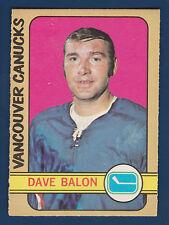 DAVE BALLON 72-73 O-PEE-CHEE  1972-73  NO 162 NRMINT+