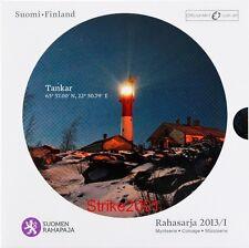 Euro FINLANDIA 2013 in Folder Ufficiale