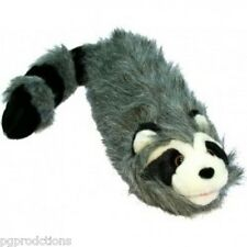 Funny ROXIE RACCOON Magic Trick Clown Spring Animal Puppet Roxy Prop Furry Toy