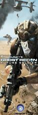 GHOST RECON FUTURE SOLDIER POSTER ~ AIR DROP DOOR 21x62 Video Game Tom Clancy