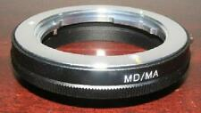 Lens Adapter for Minolta MD MC to MA Maxxum Sony Alpha