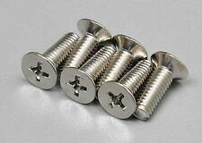 NEW Traxxas Countersunk Screws 4x12mm (6) 2548