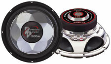 "Pyramid Power 6.5"" 16.5cm 300w Mid Bass Driver Car Door Shelf Subwoofer Speaker"