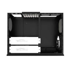 Fractal Design Node 605 FD-CA-NODE-605-BL No Power Supply ATX Media Center /