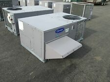 Carrier Rooftop Unit RTU 50TC-A06A2A6A0A0A0 5 Ton 460V 3Ph MFD: 2010 Used
