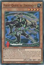 ♦Yu-Gi-Oh!♦ Fouet-Queue du Zoodiaque (Zoodiac) : RATE-FR016 -VF/Super Rare-
