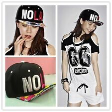Hot Song Ji Hyo Running Man NOLA Women Adjustable Snapback Baseball hat Cap New